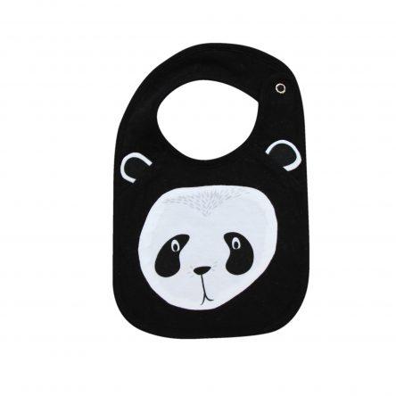 Mister Fly – Panda Face Bib